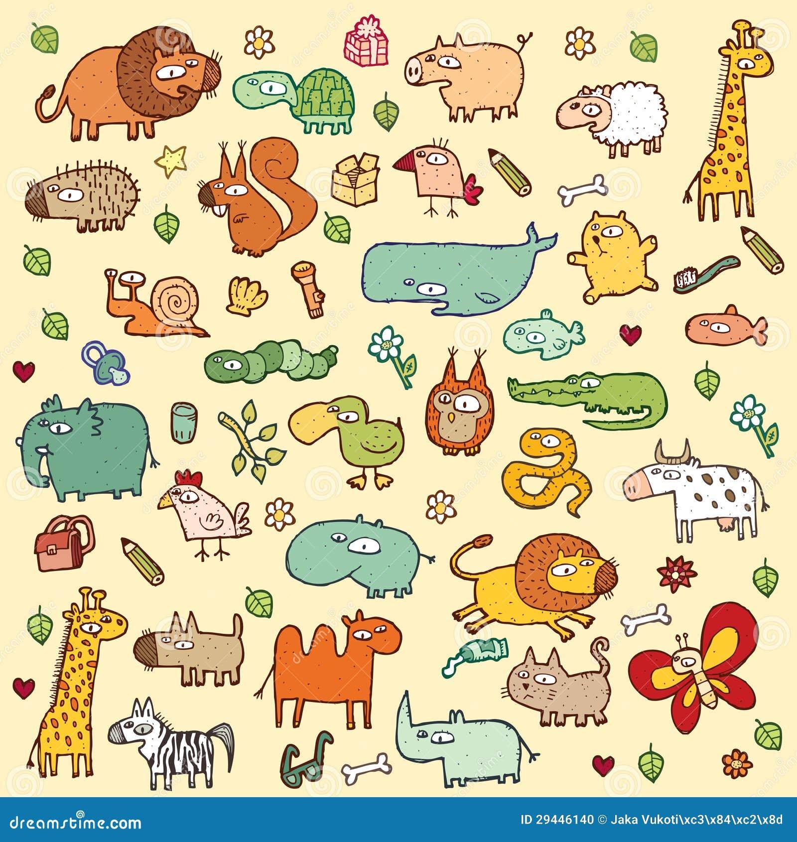 Χαριτωμένα και αστεία ζώα και