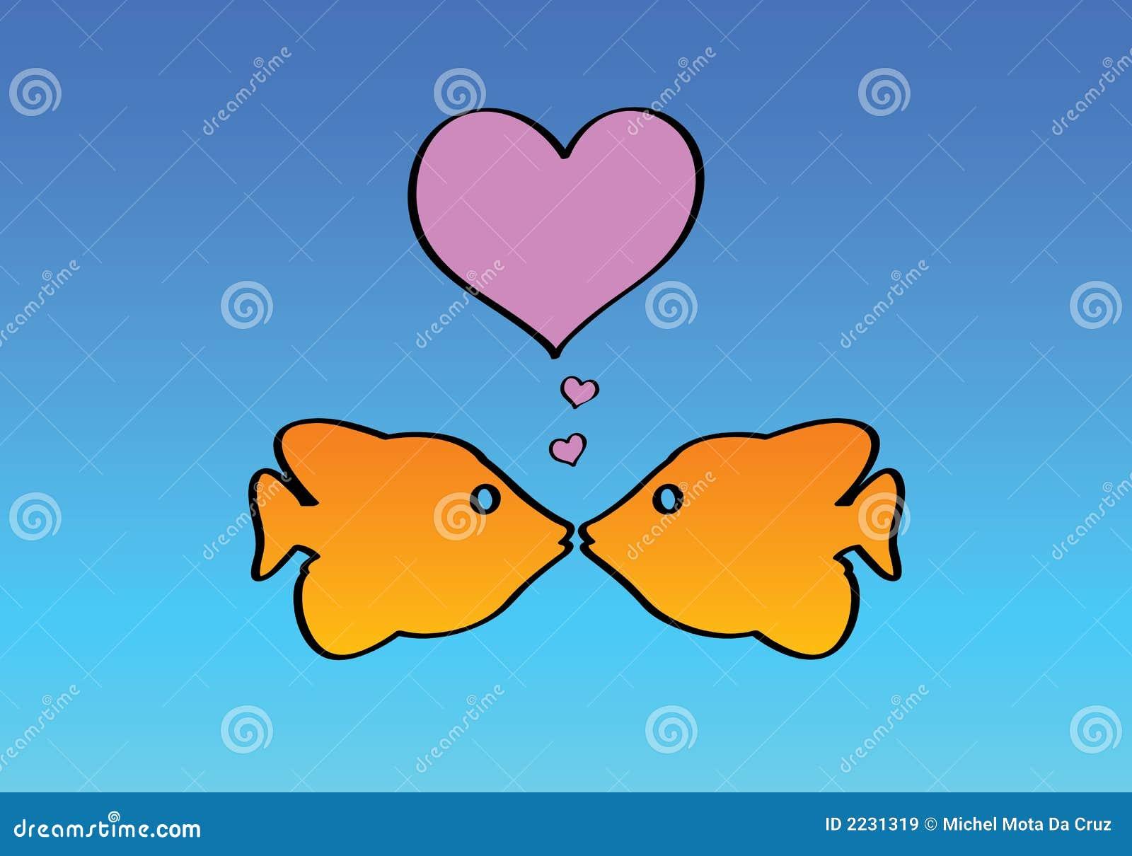 τα ψάρια αγαπούν δύο