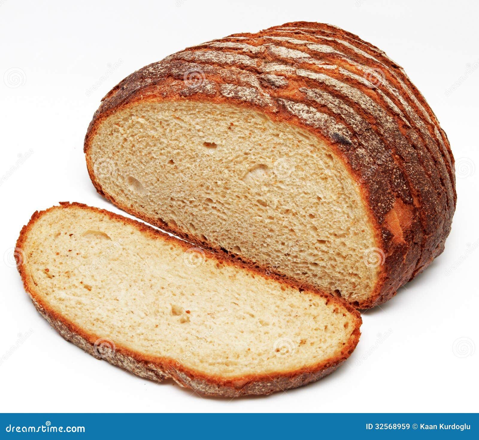 Τεμαχισμένο ψωμί