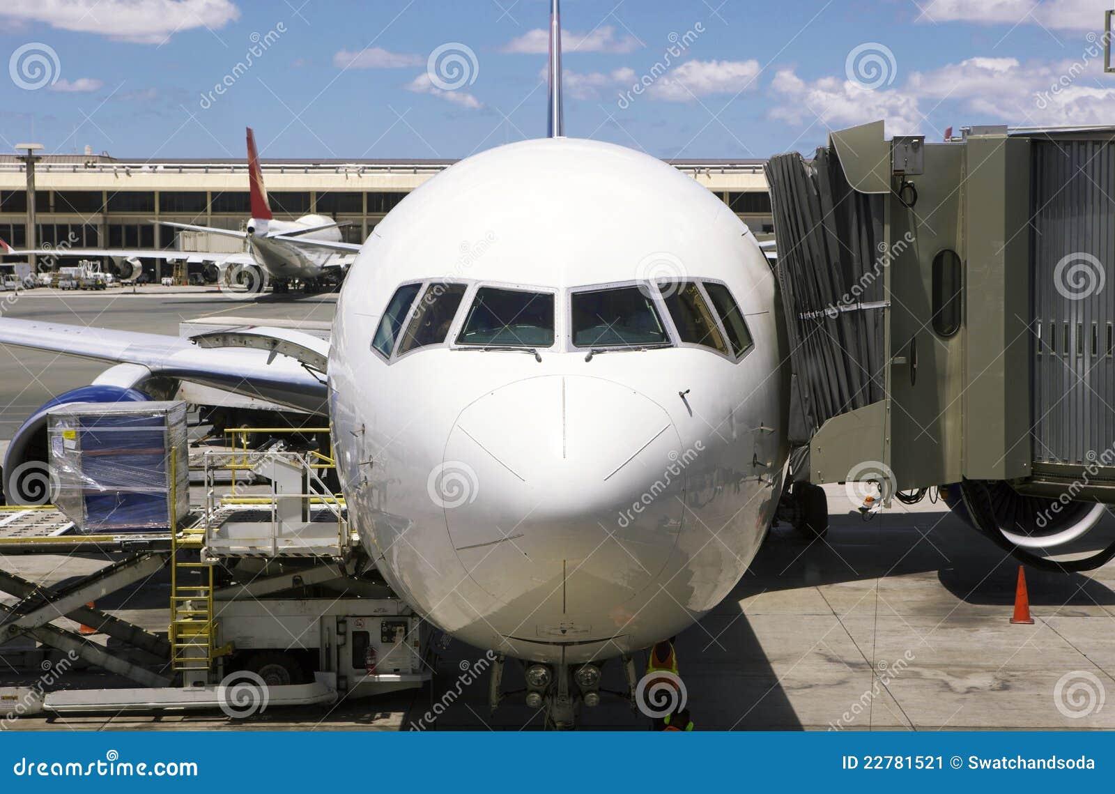 τερματικό αεροπλάνων
