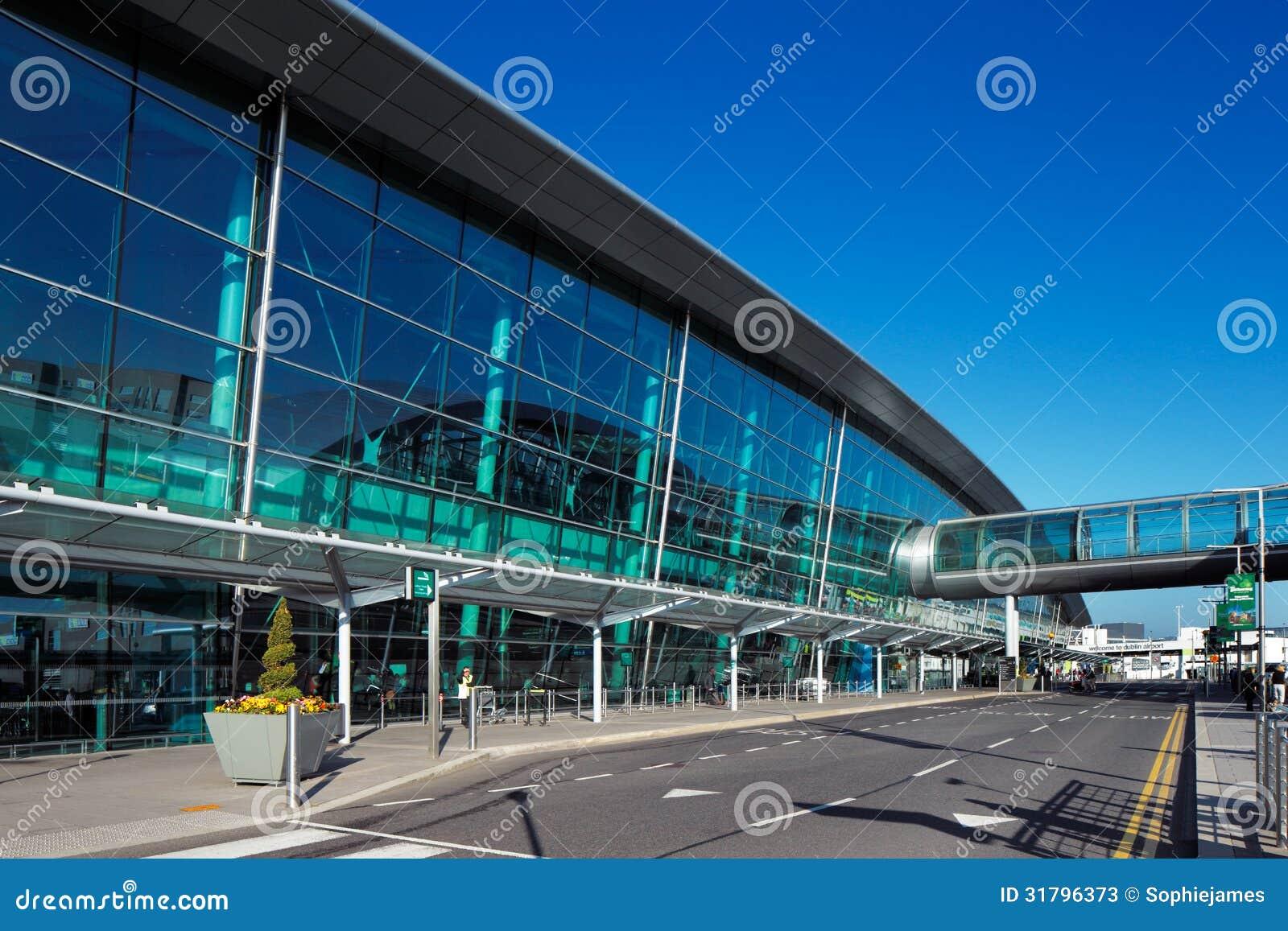 Τερματικό 2, αερολιμένας του Δουβλίνου, Ιρλανδία που ανοίγουν το Νοέμβριο του 2010