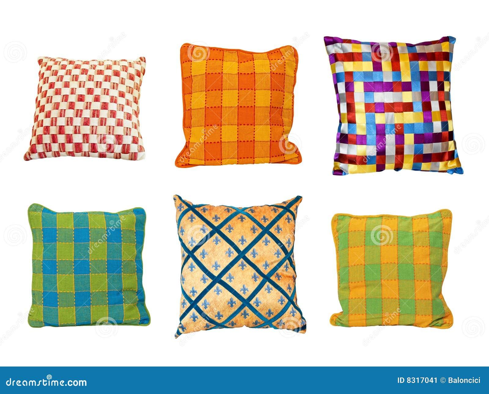 τετράγωνα μαξιλαριών