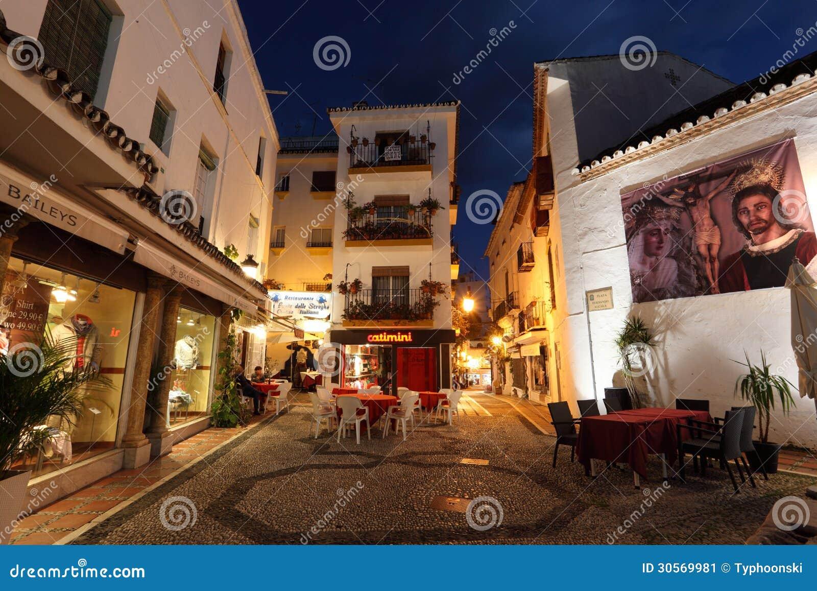 Τετράγωνο Marbella, Ισπανία
