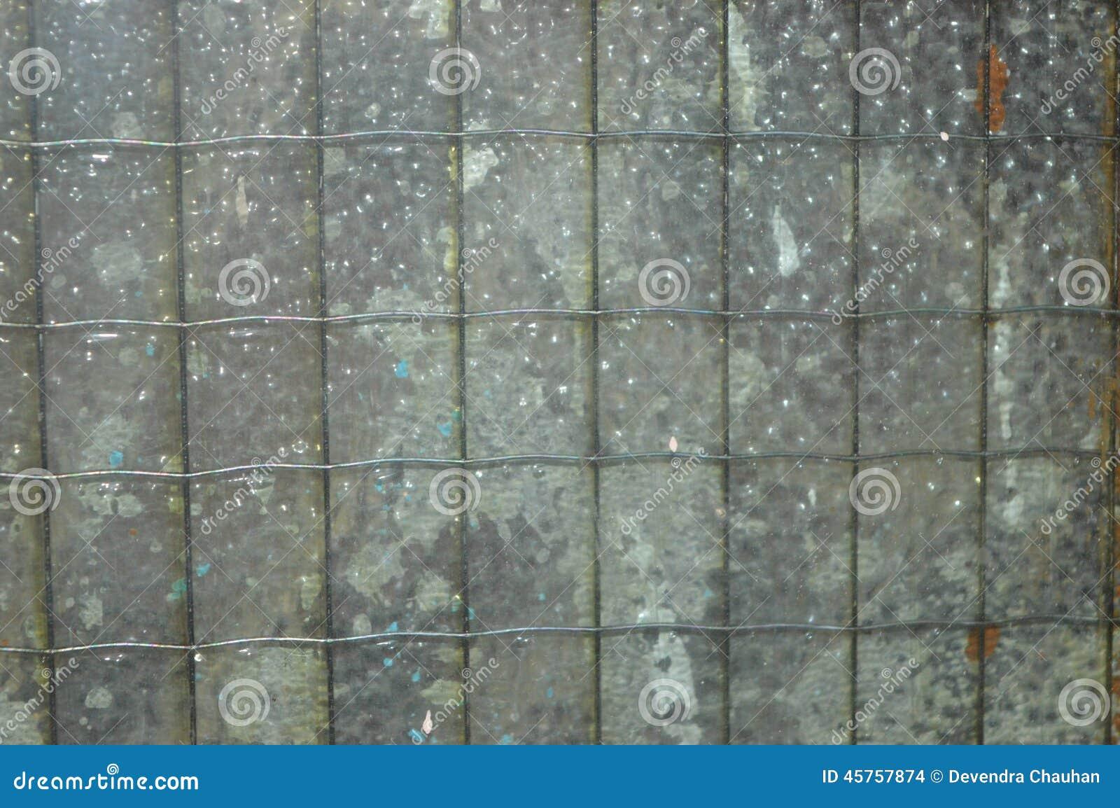Τετραγωνικό γυαλί