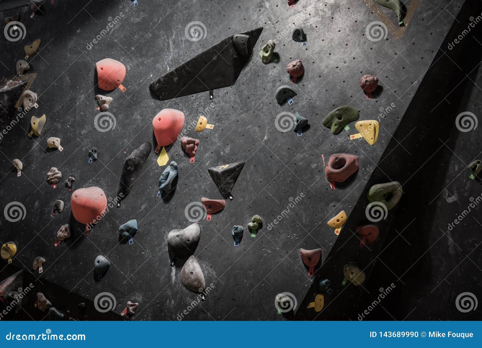 Τεχνητό πρότυπο τοίχων αναρρίχησης bouldering