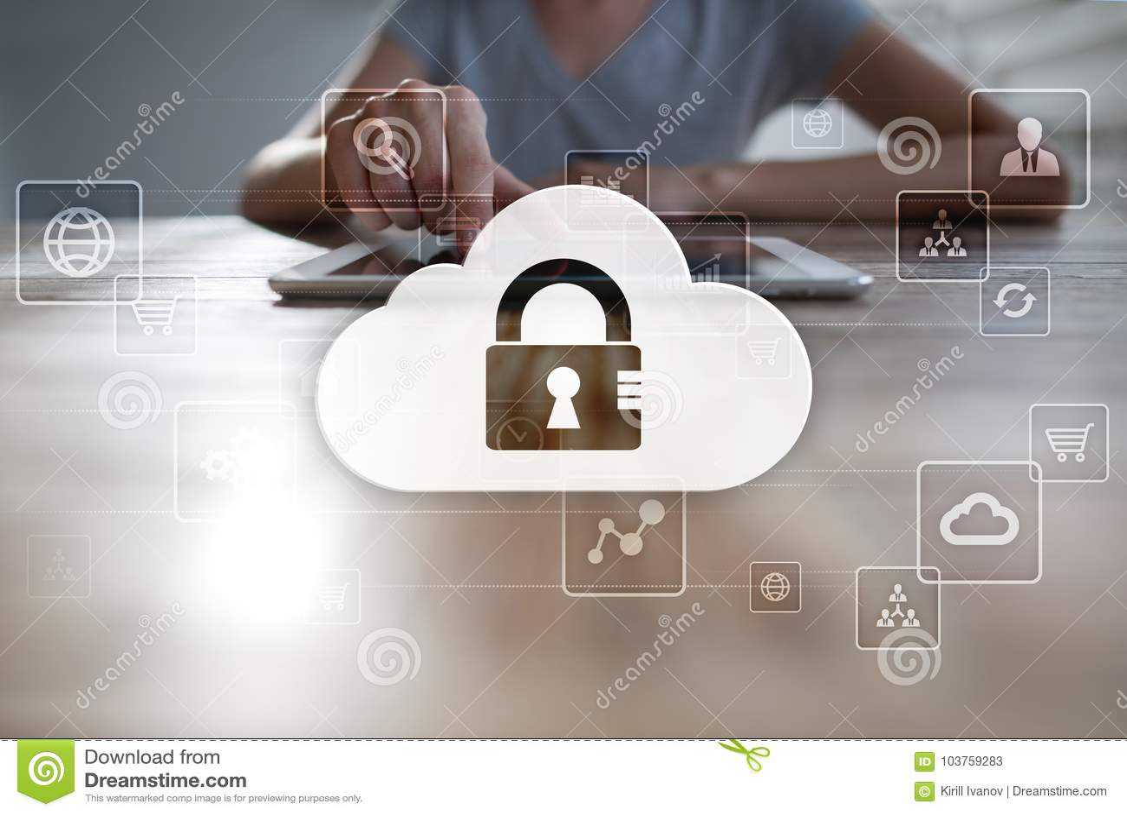 Τεχνολογία σύννεφων Αποθήκευση στοιχείων Έννοια δικτύωσης και υπηρεσιών Διαδικτύου