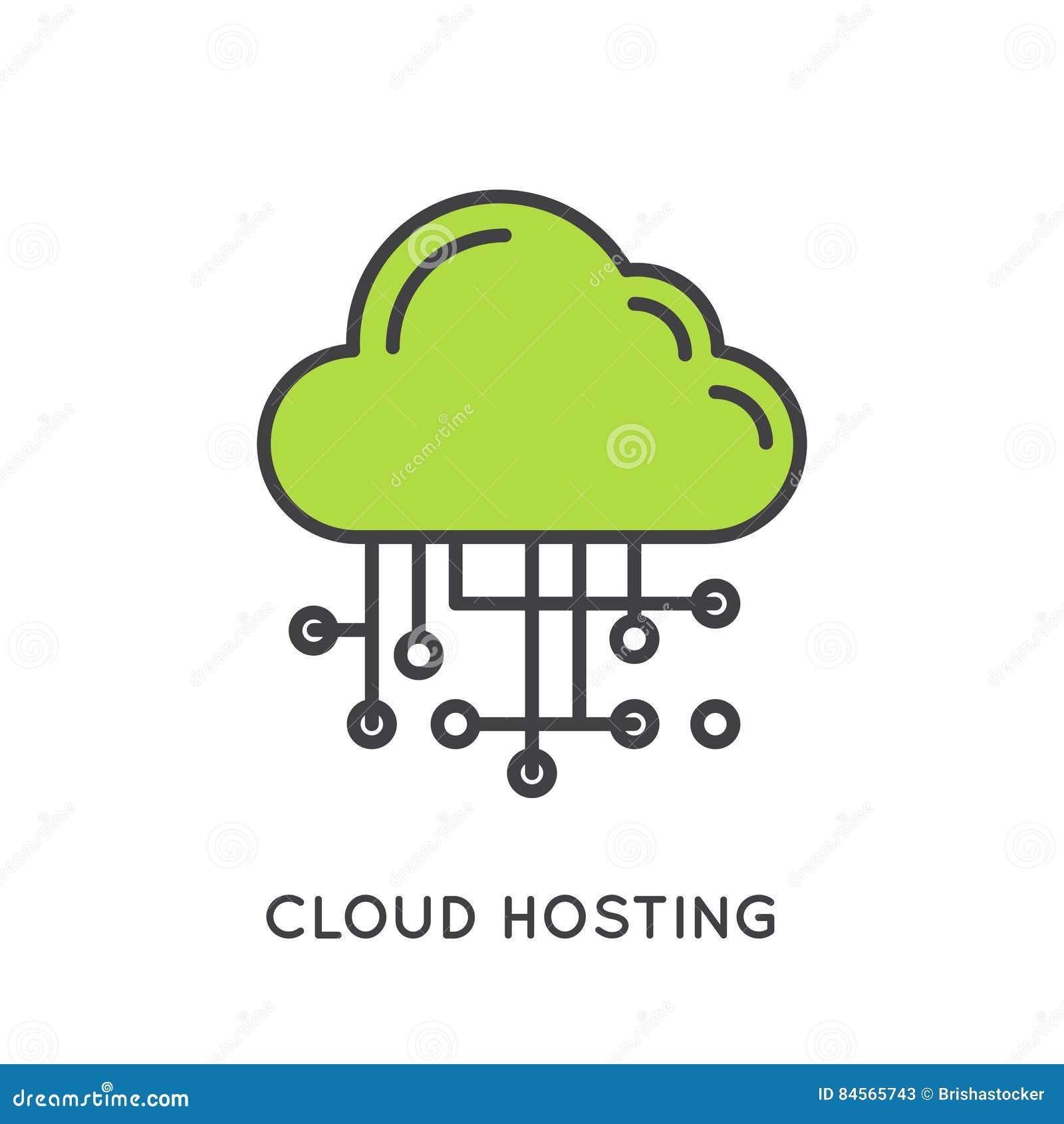 Τεχνολογία υπολογισμού σύννεφων, φιλοξενία, διαχείριση σύννεφων