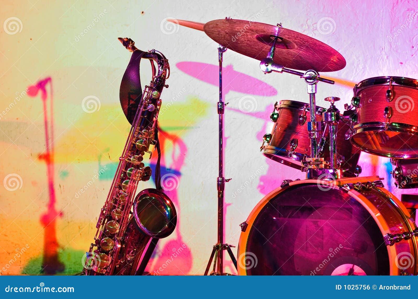 τζαζ οργάνων