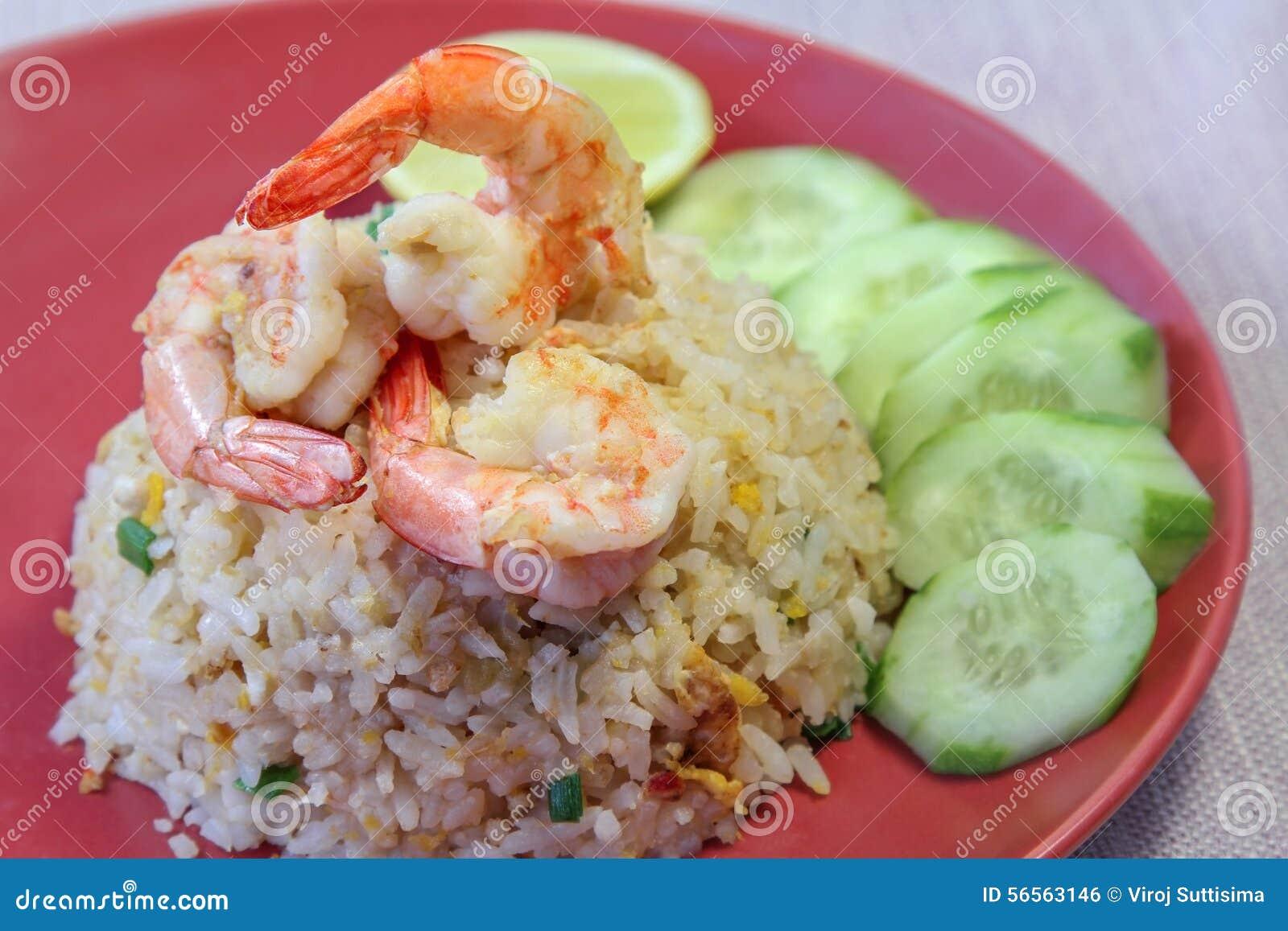 Download Τηγανισμένο γαρίδες ρύζι, βασική, ασιατική κουζίνα τροφίμων Στοκ Εικόνες - εικόνα από αυγά, γεύμα: 56563146