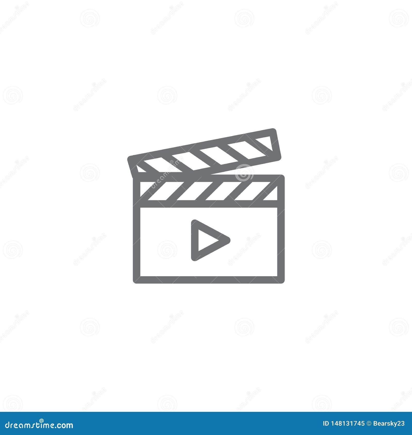 Τηλεοπτικές διδασκαλία και κατάρτιση - ενημερωτικό τηλεοπτικό εικονίδιο/τηλεοπτικό κουμπί