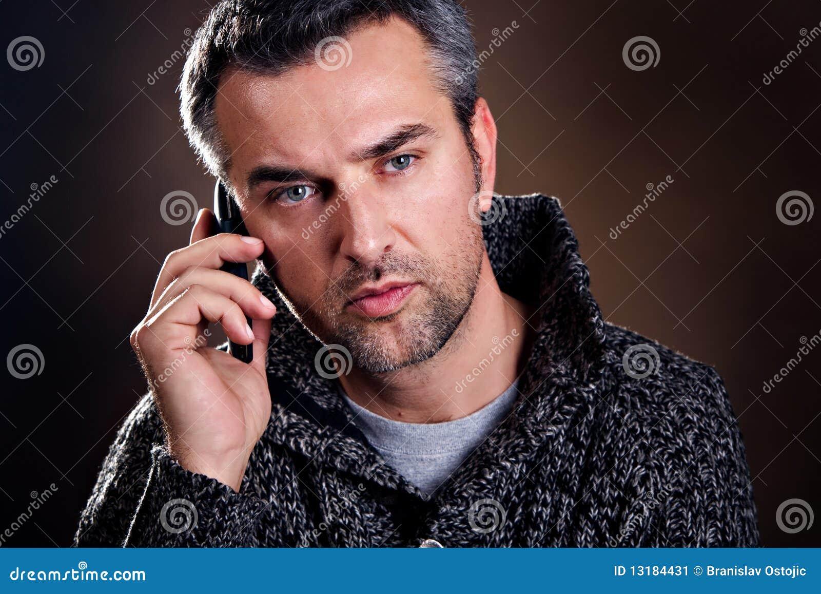 τηλεφωνική ομιλία
