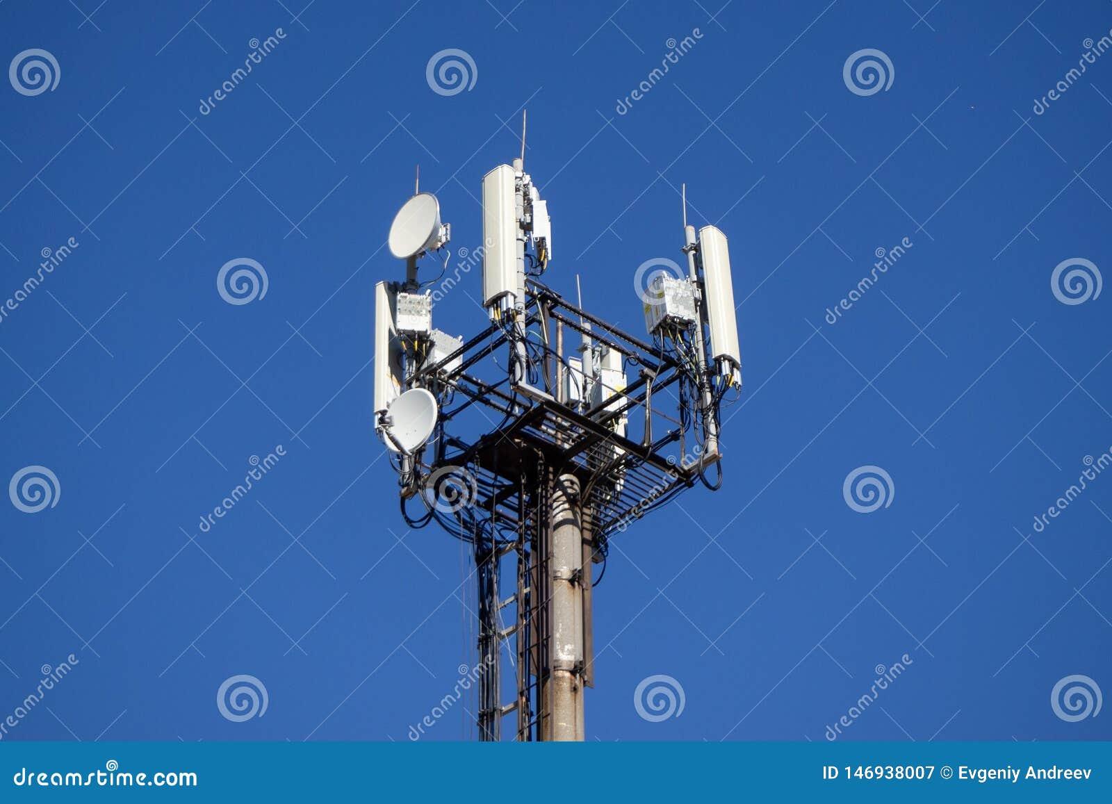 Τηλεφωνικός πύργος κυττάρων