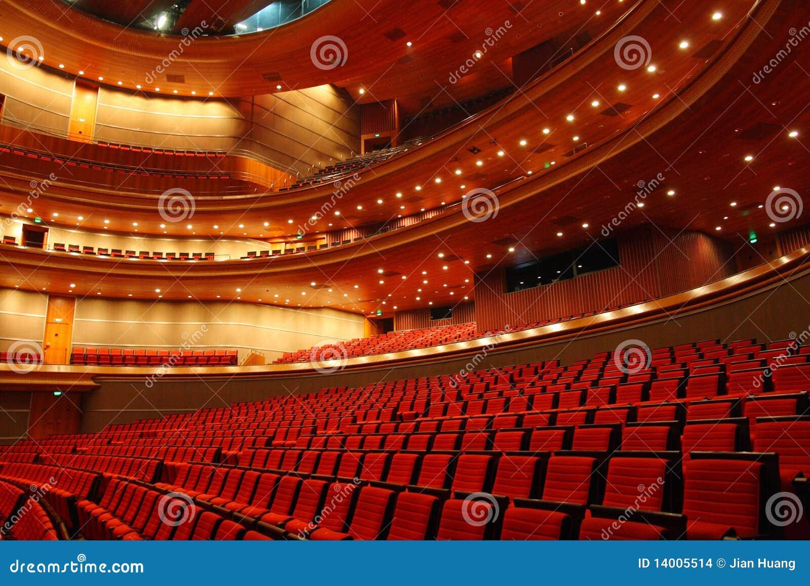 της Κίνας εθνικό θέατρο αι