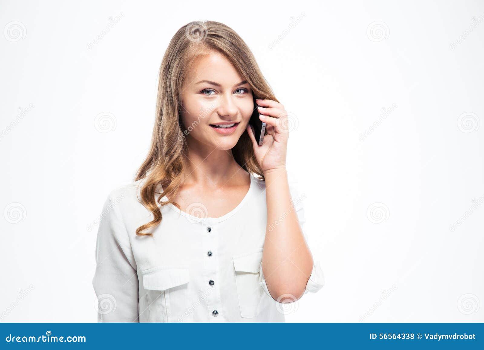 Download τηλεφωνική ομιλούσα γυναίκα Στοκ Εικόνες - εικόνα από θηλυκό, leisure: 56564338