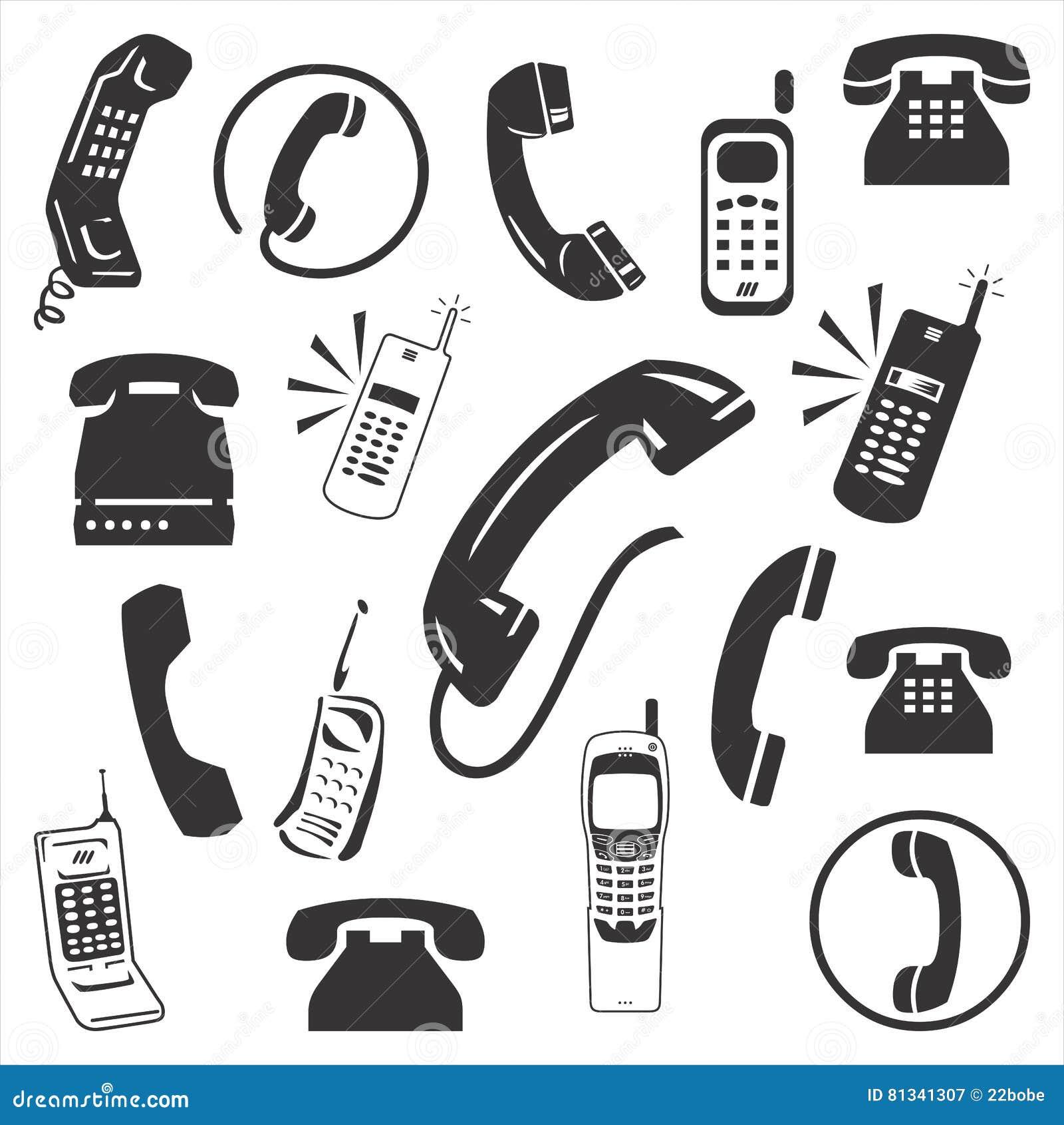 Τηλεφωνικό εικονίδιο