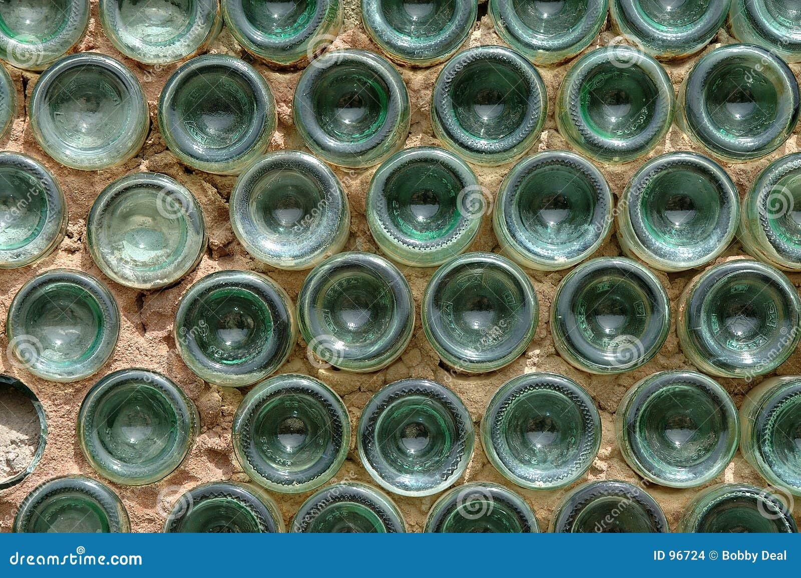 τοίχος μπουκαλιών