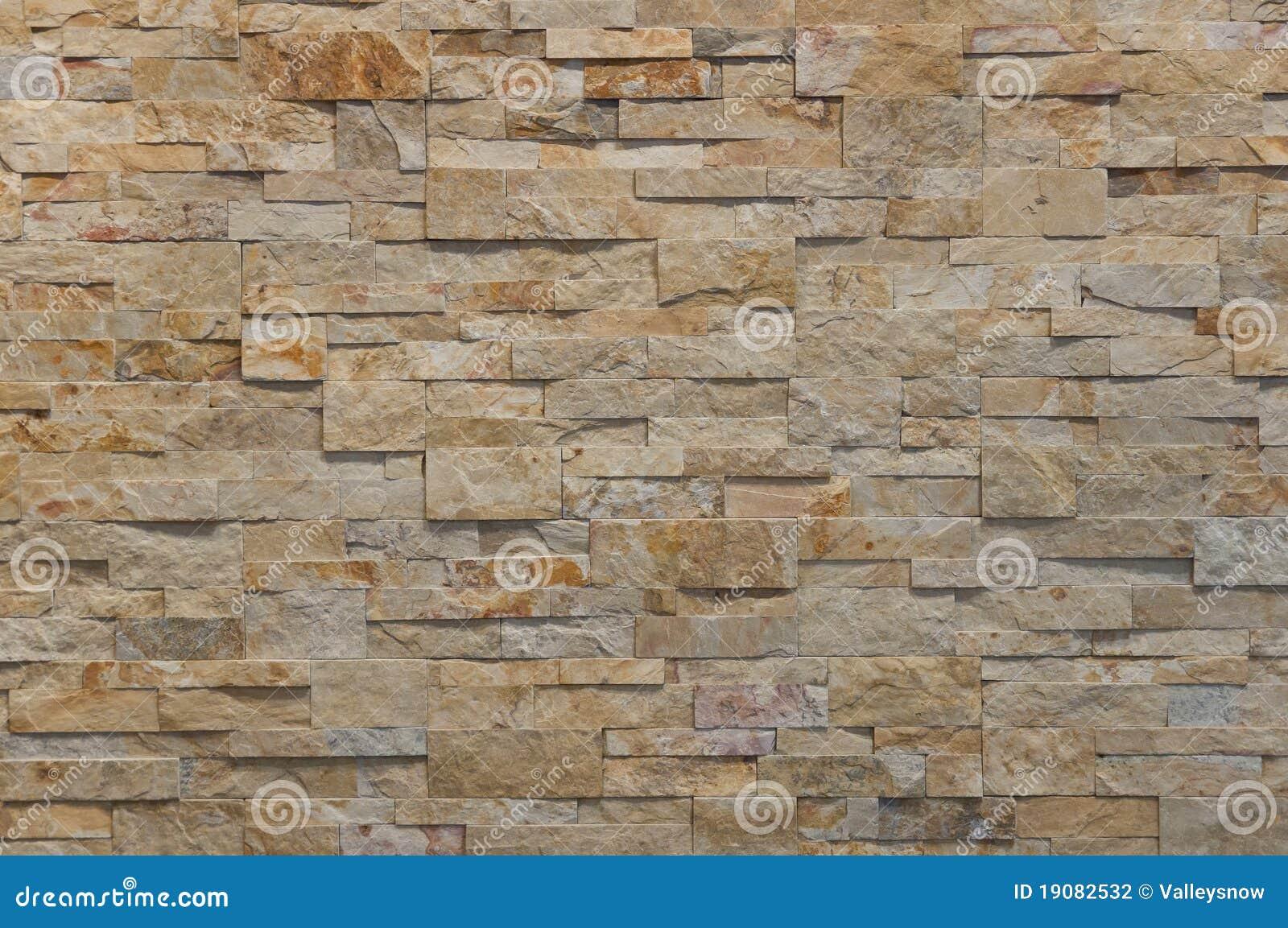 τοίχος πετρών σκουριάς