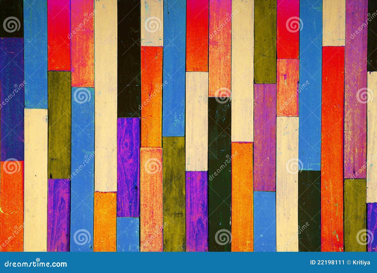 τοίχος χρώματος ξύλινος