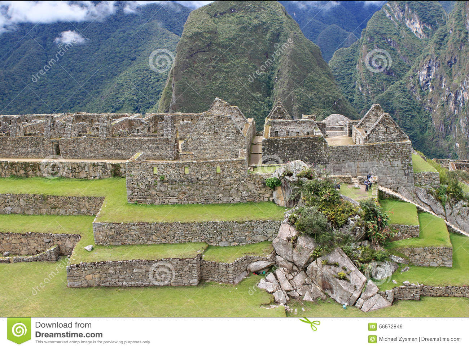 Download Τοιχοποιία Picchu Machu στοκ εικόνα. εικόνα από ταξίδι - 56572849