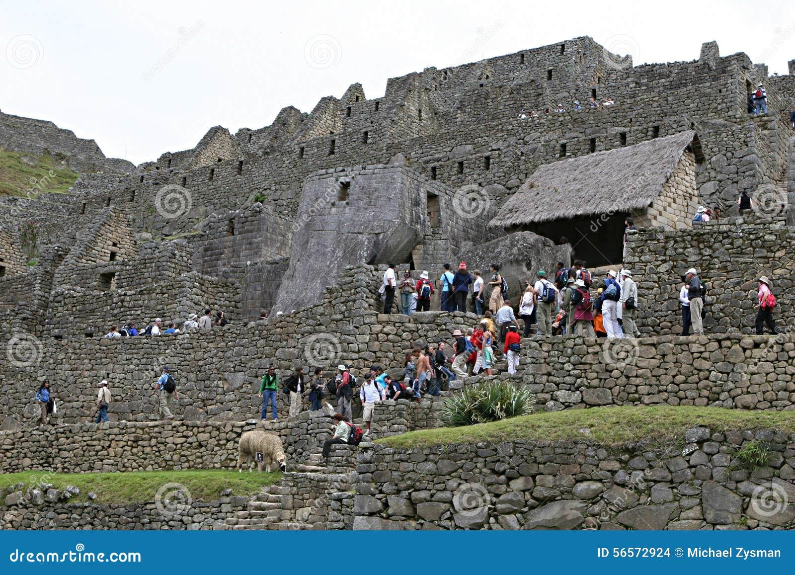 Download Τοιχοποιία Picchu Machu εκδοτική στοκ εικόνα. εικόνα από inca - 56572924