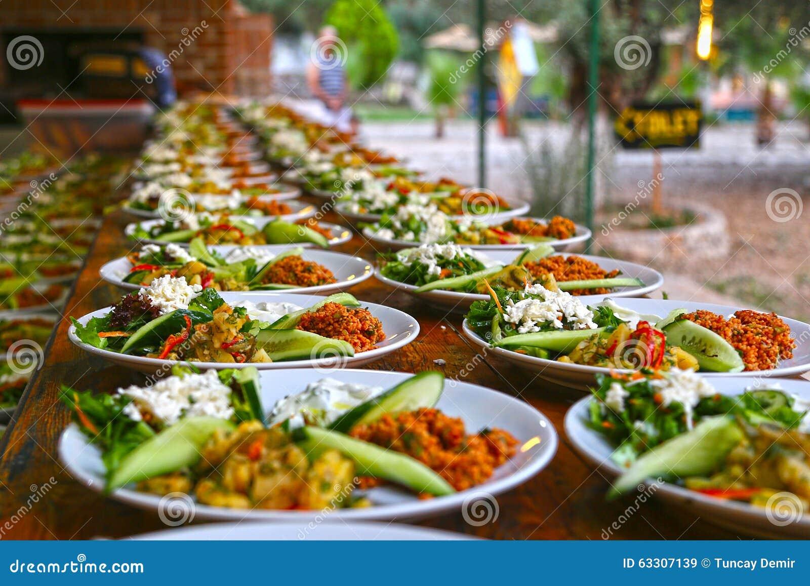 Τομέας εστιάσεως τροφίμων