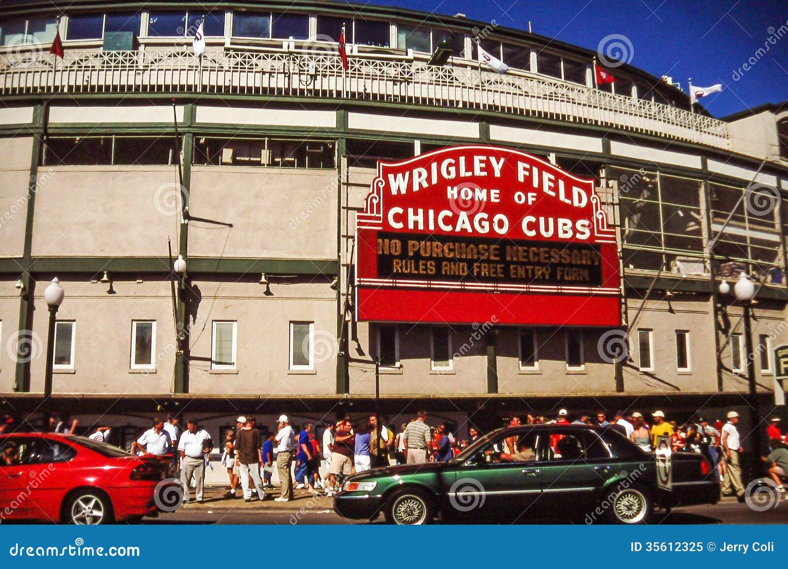 Τομέας Wrigley, Σικάγο, IL