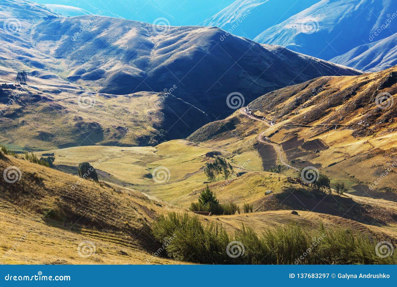 Τομείς στο Περού