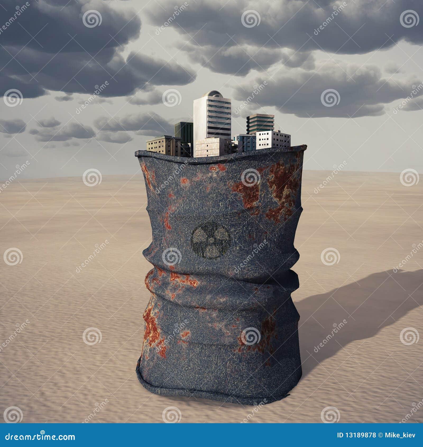 τοξικά απόβλητα πόλεων βαρ&