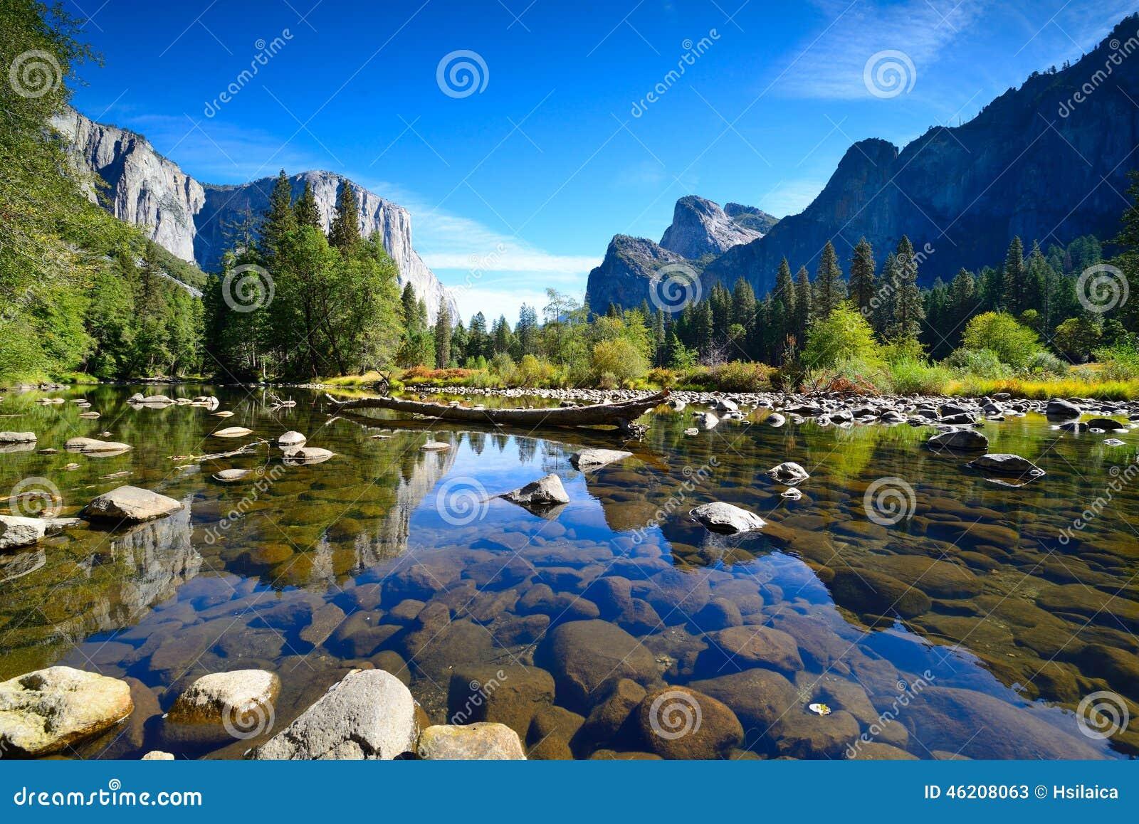 Τοπία Yosemite