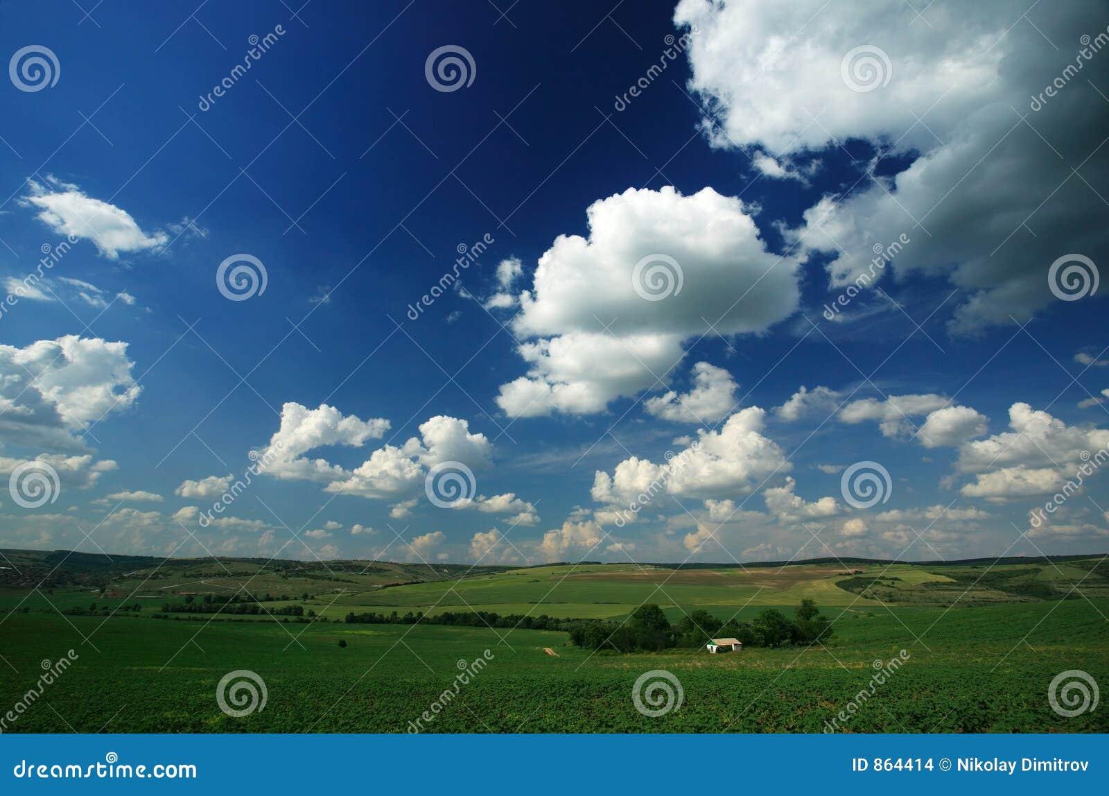 τοπίο αγροτικό