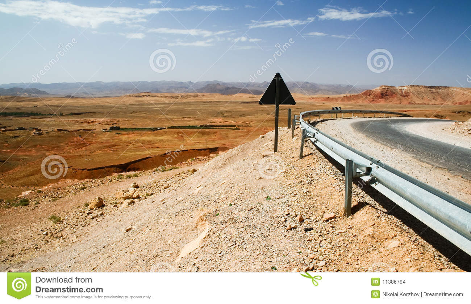 τοπίο Μαροκινός