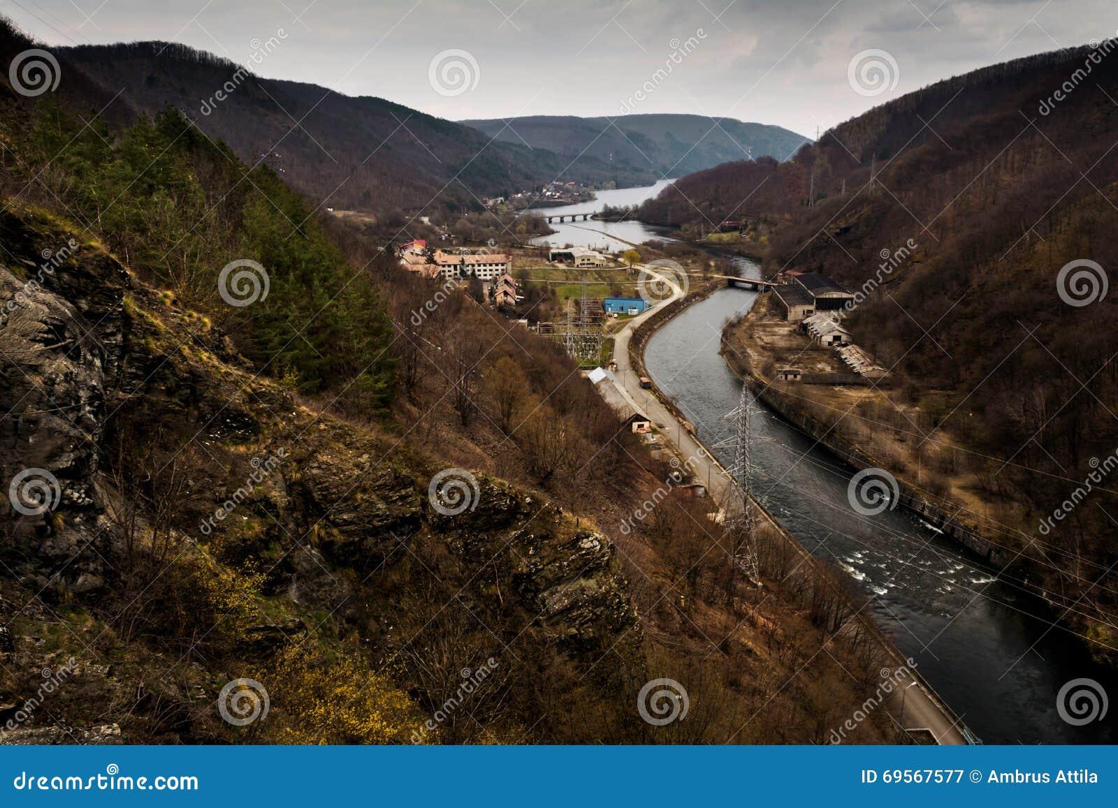 Τοπίο ποταμών