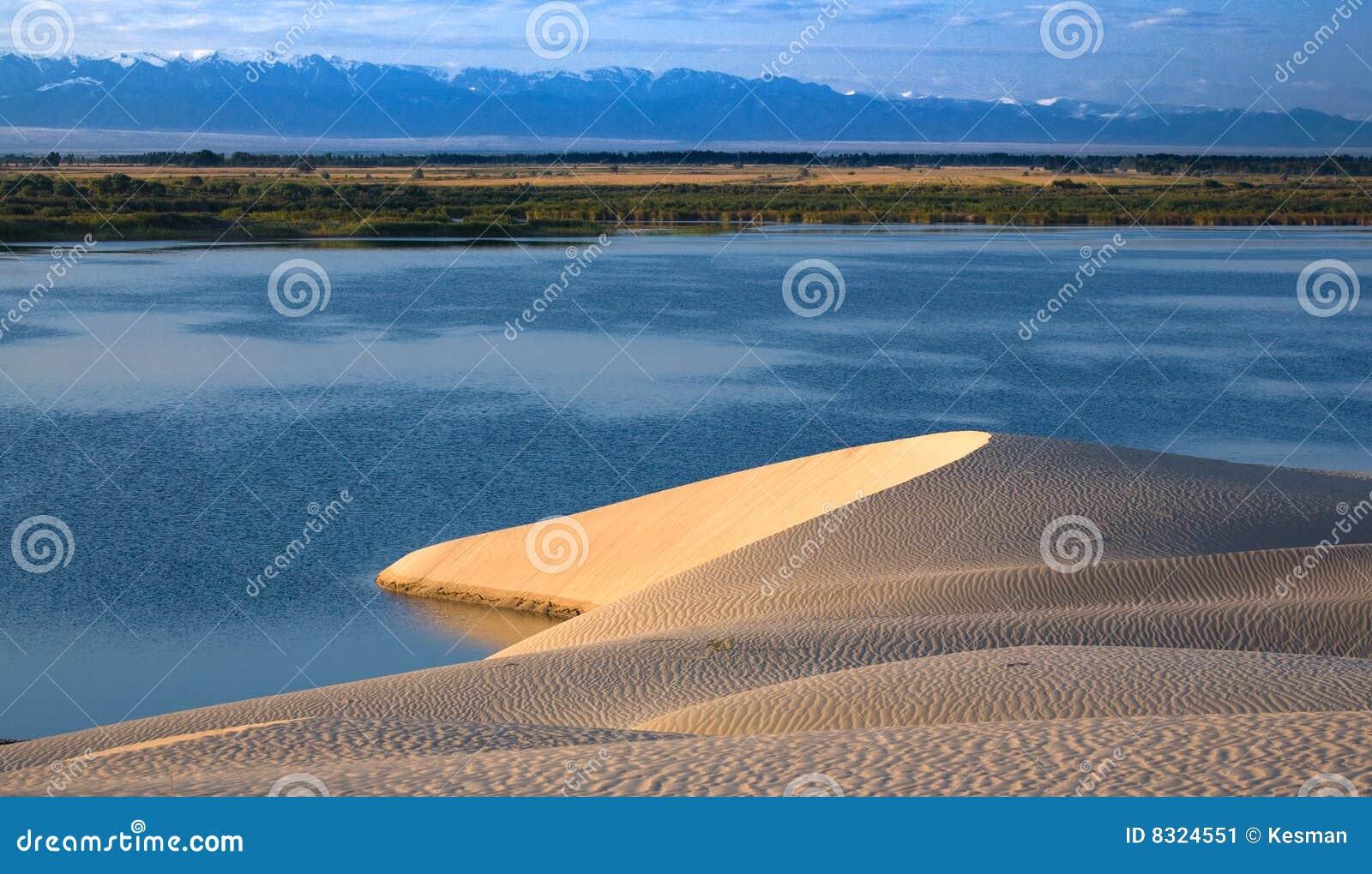 τοπίο του Καζακστάν