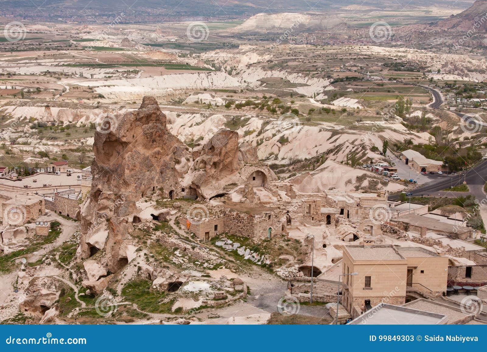 Τοπίο Cappadocia
