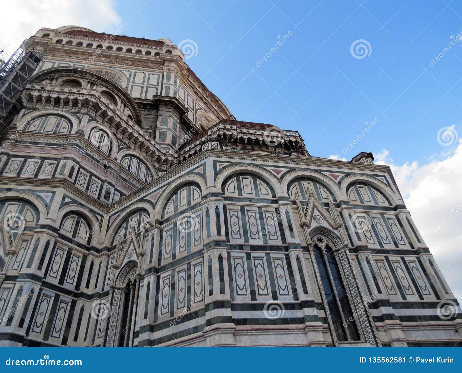 Τοσκάνη, Φλωρεντία, καθεδρικός ναός της Σάντα Μαρία del Fiore