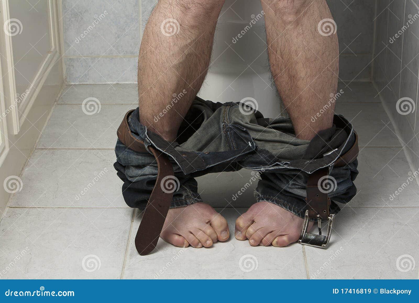 τουαλέτα προβλήματος