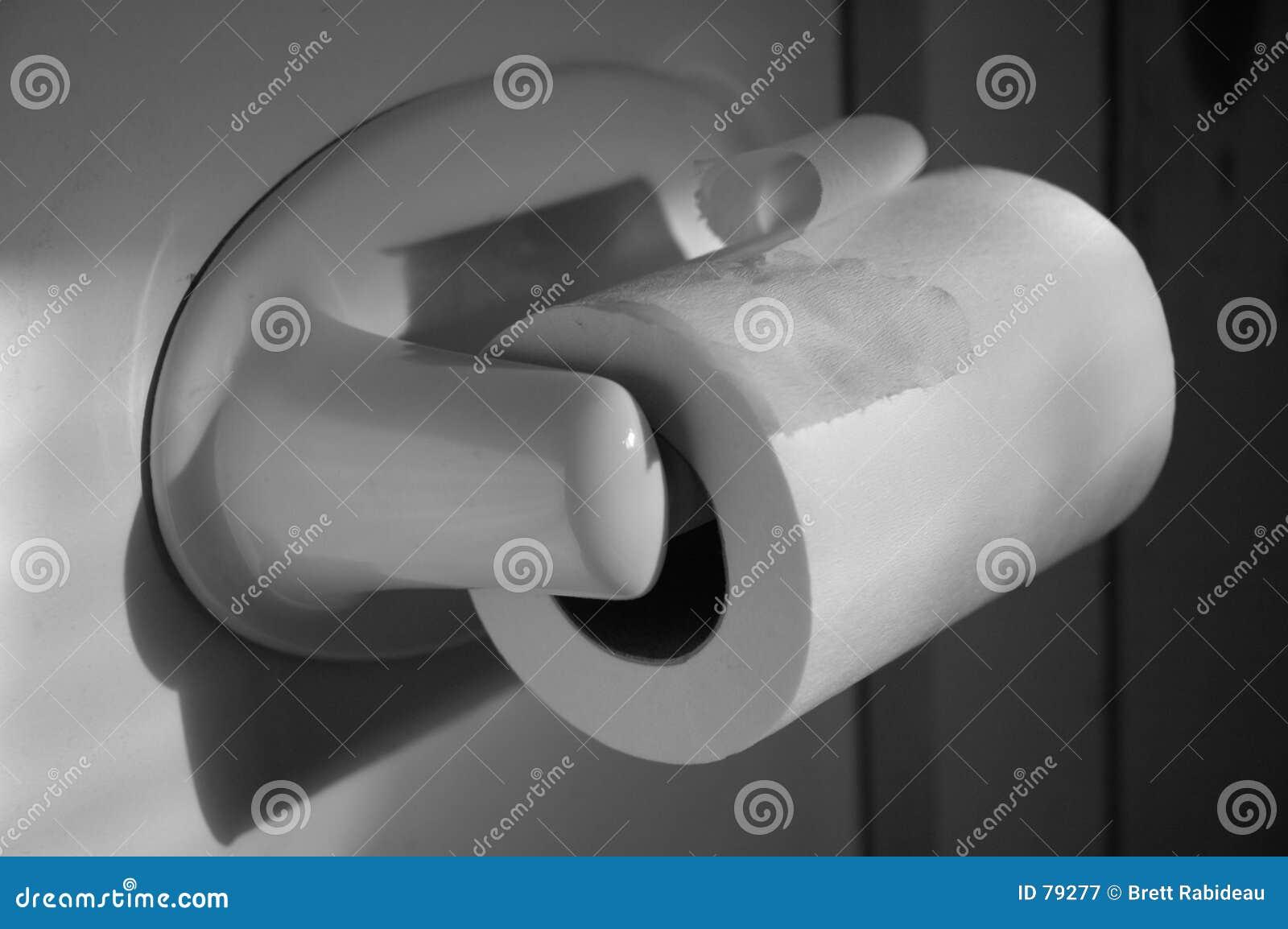 τουαλέτα ρόλων εγγράφου