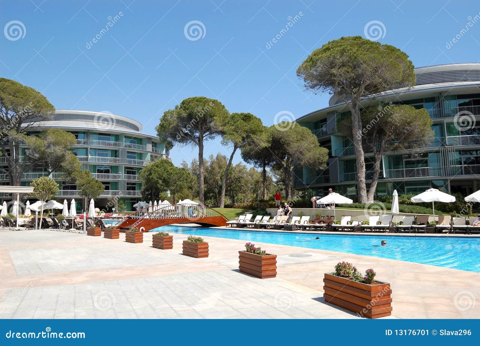 Τούρκος κολύμβησης λιμνώ&