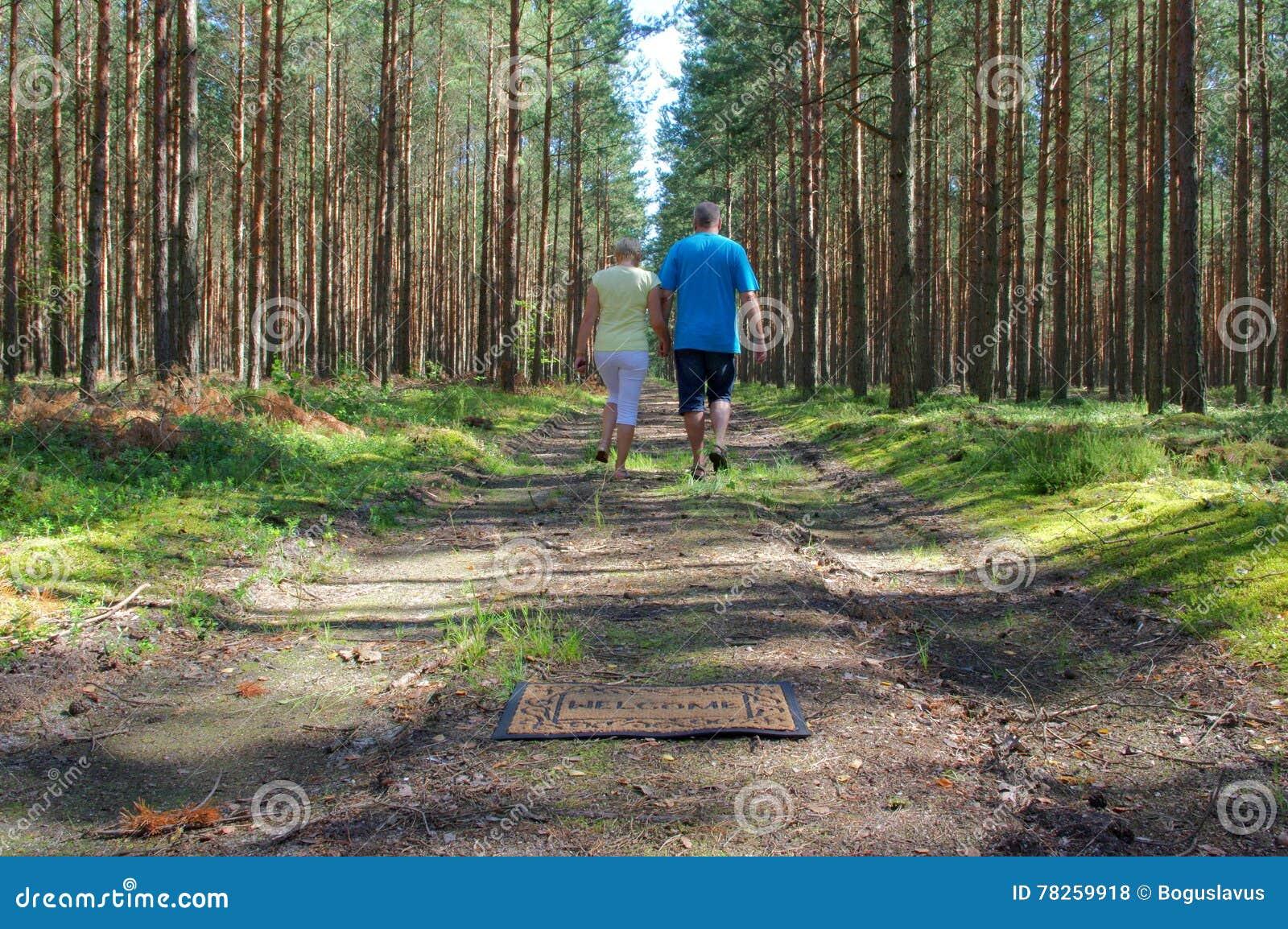 Το δάσος μας καλωσορίζει