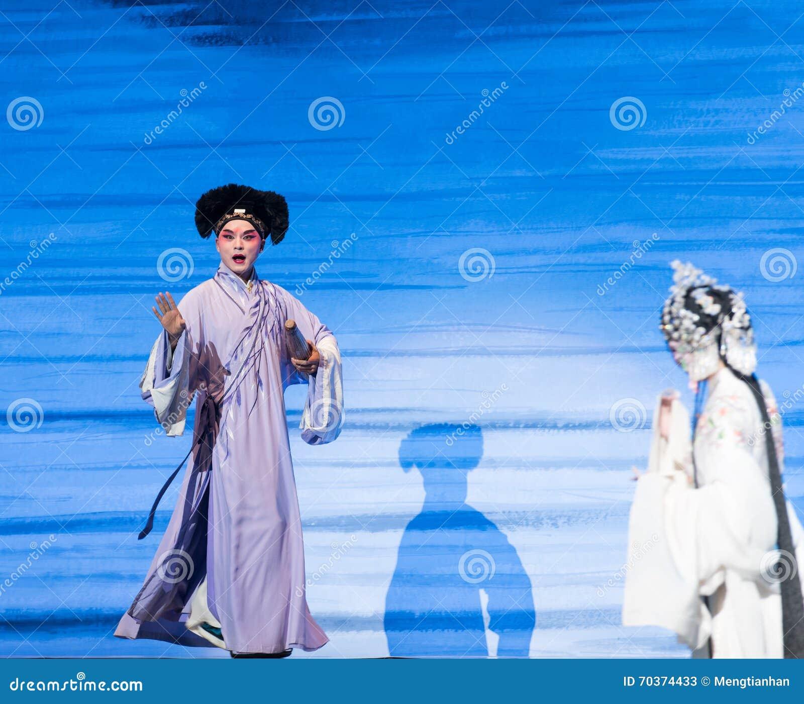 """Το ίδιο βάρκα-Kunqu Opera""""Madame άσπρο Snake†"""