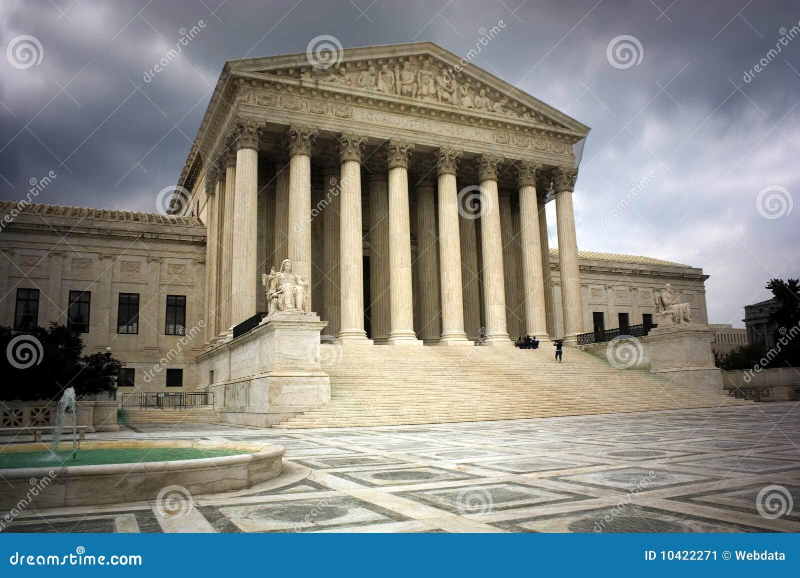 το ανώτατο u δικαστηρίων s