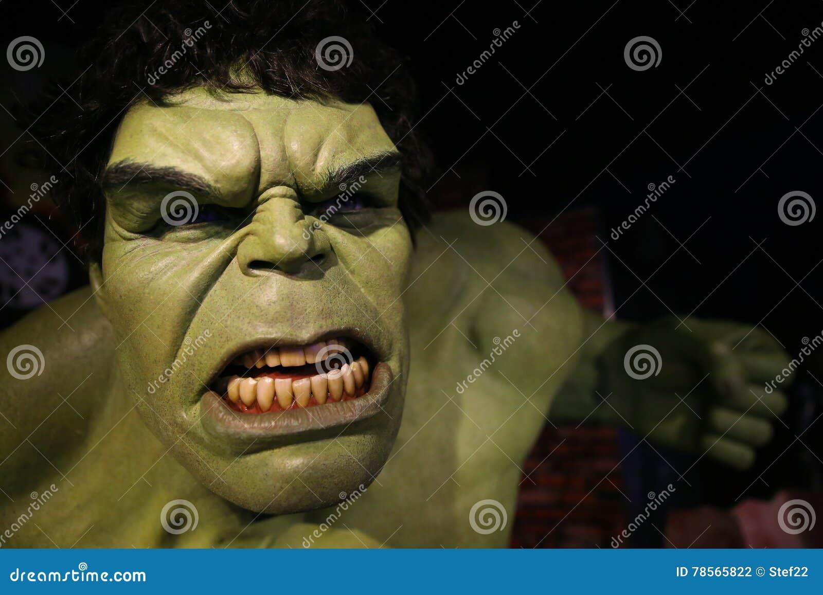 Το απίστευτο Hulk πορτρέτο