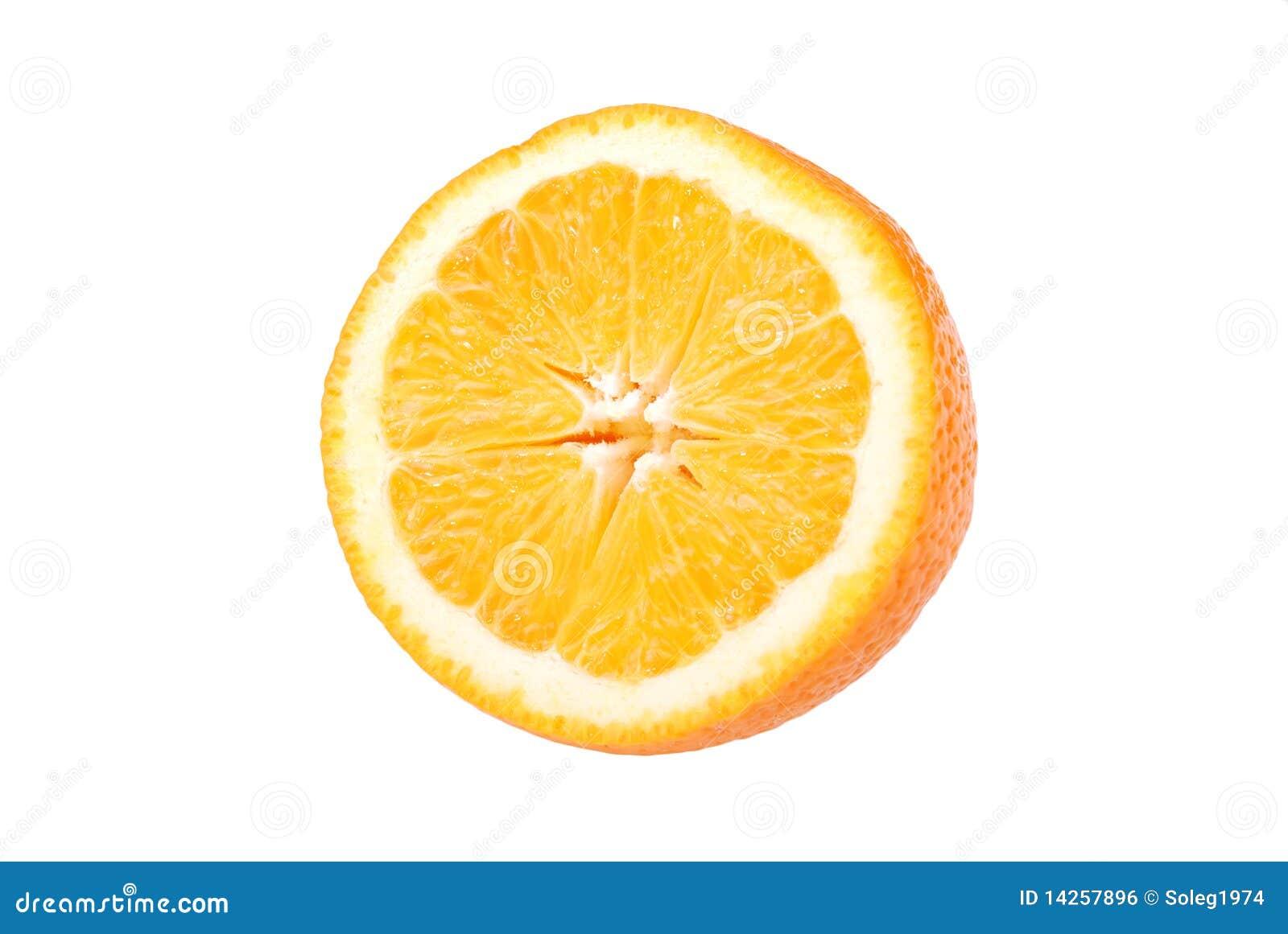 το απομονωμένο πορτοκάλ&iot