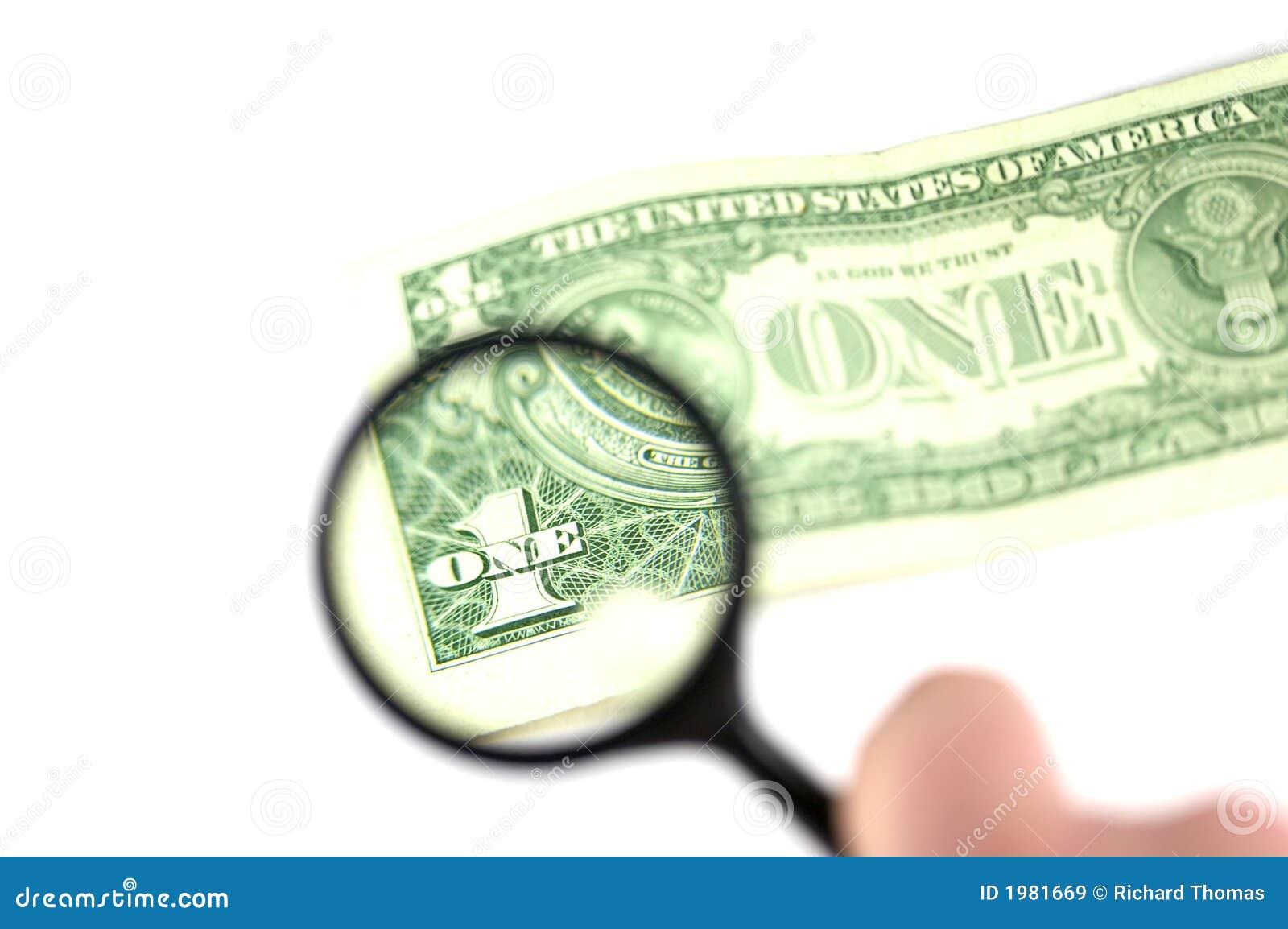το δολάριο εξετάζει