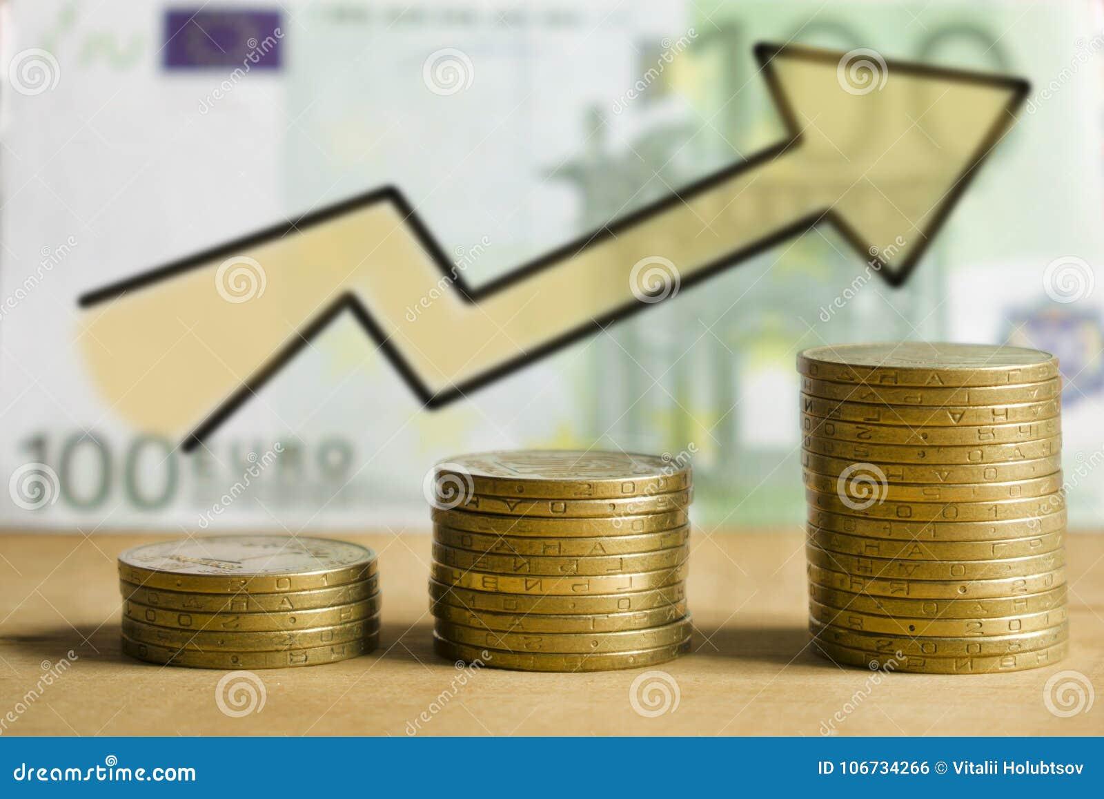 Το ευρώ πίσω από το σχέδιο είναι κέρδος και αύξηση