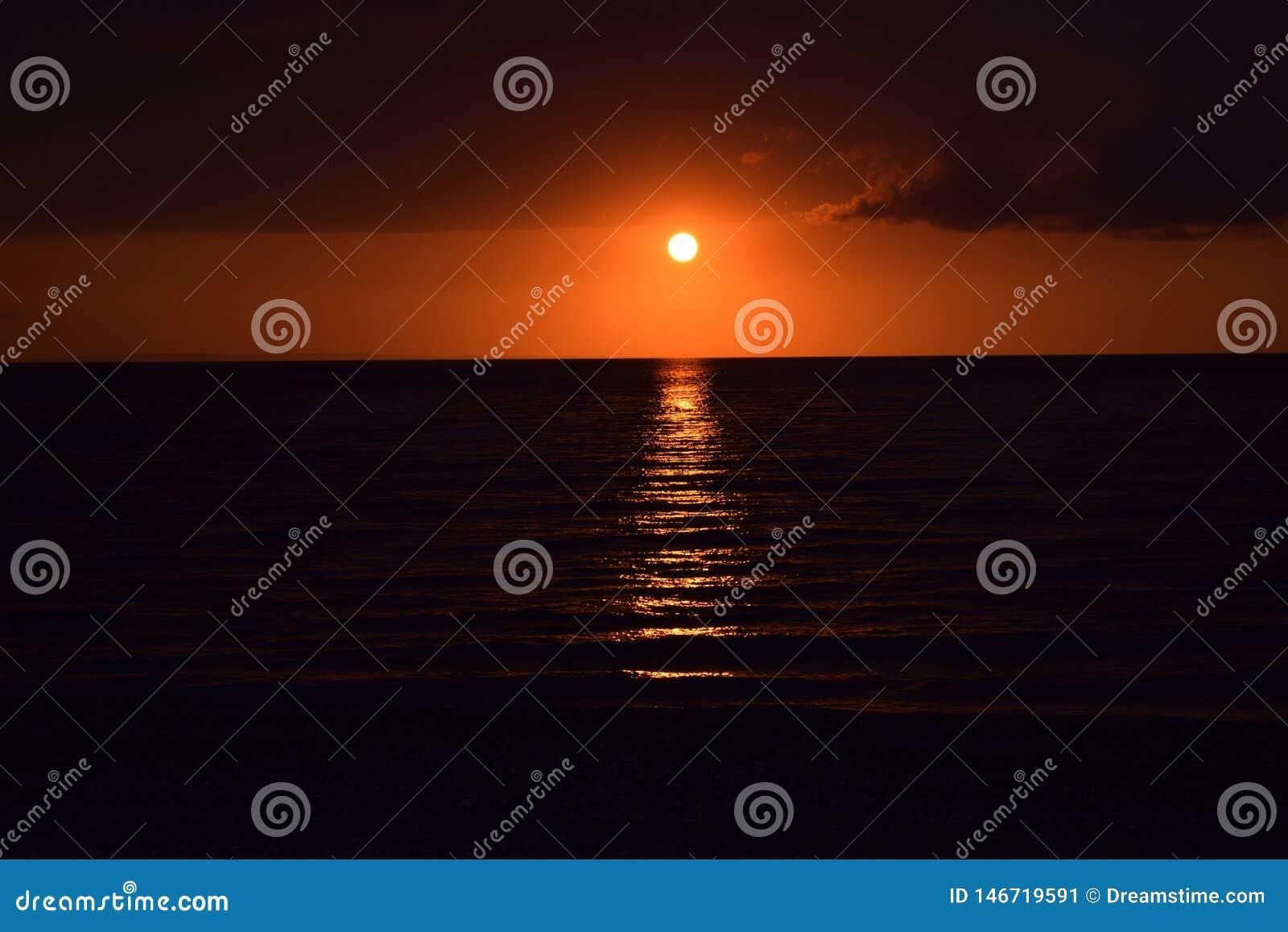 Το ηλιοβασίλεμα είναι η δεύτερη ανατολή
