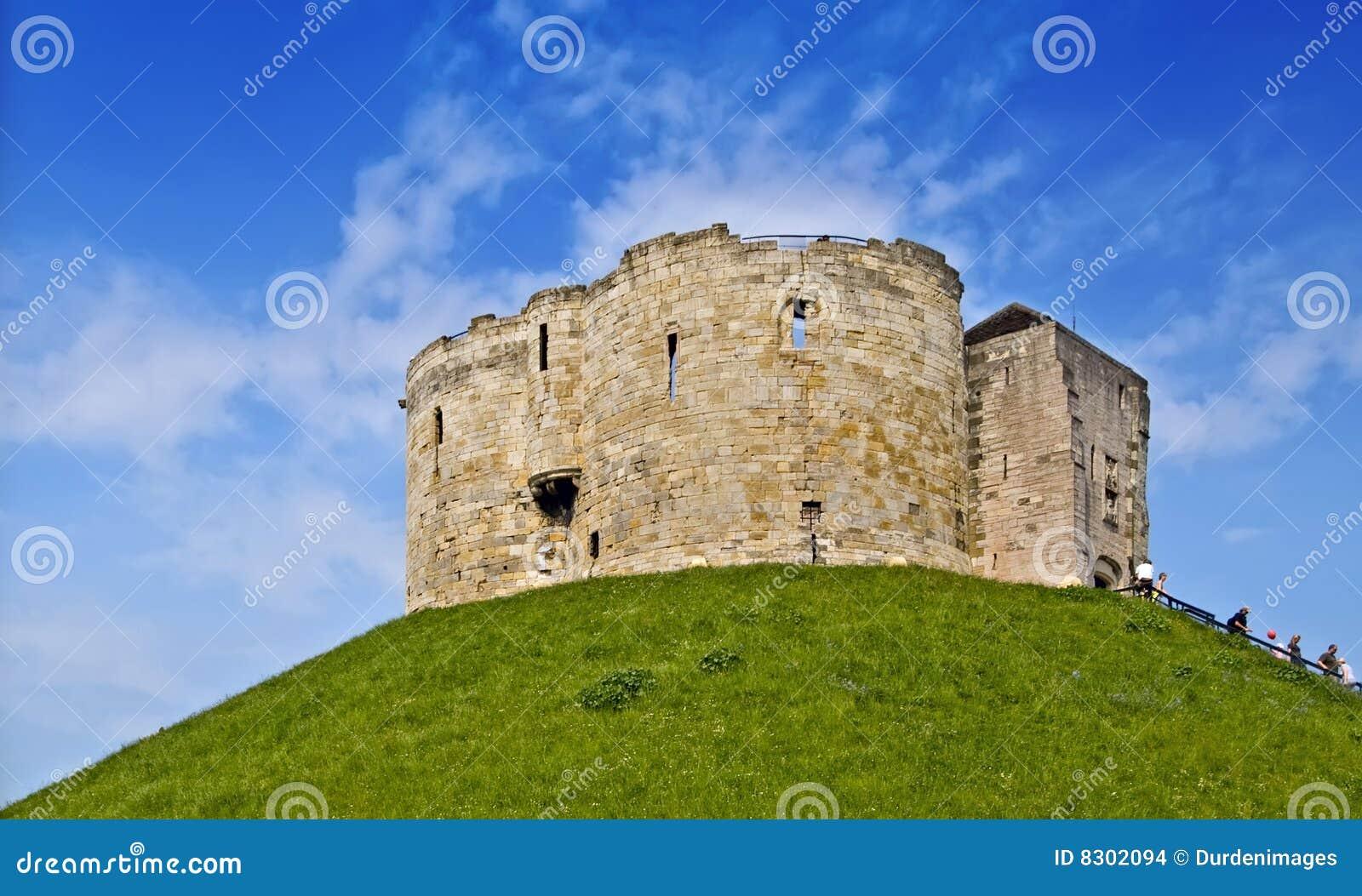 το κάστρο κρατά την Υόρκη