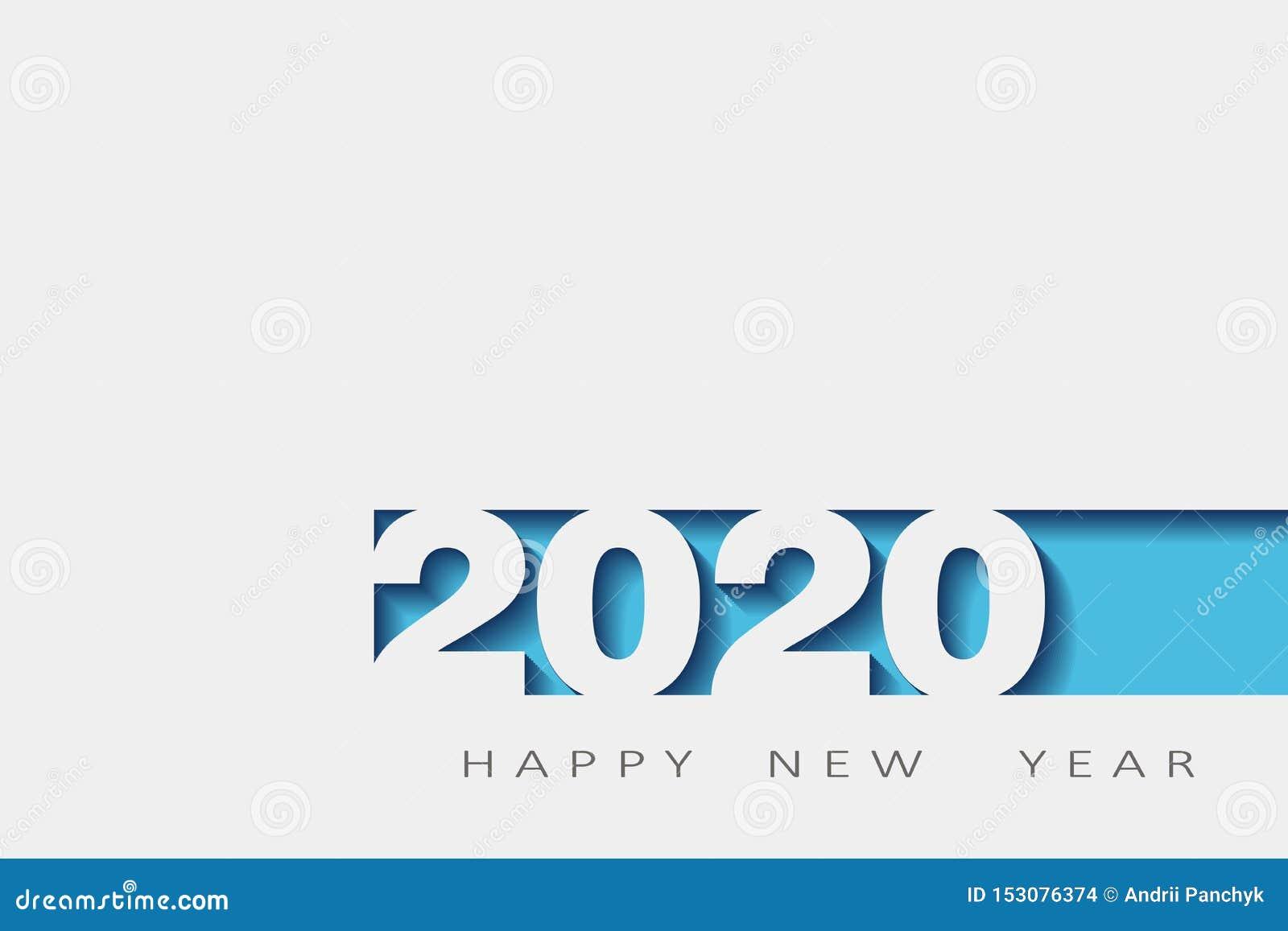 το 2020 καλή χρονιά, έτος του αρουραίου, σχεδιάζει τρισδιάστατο, απεικόνιση, βαλμένος σε στρώσεις ρεαλιστικός, για τα εμβλήματα,