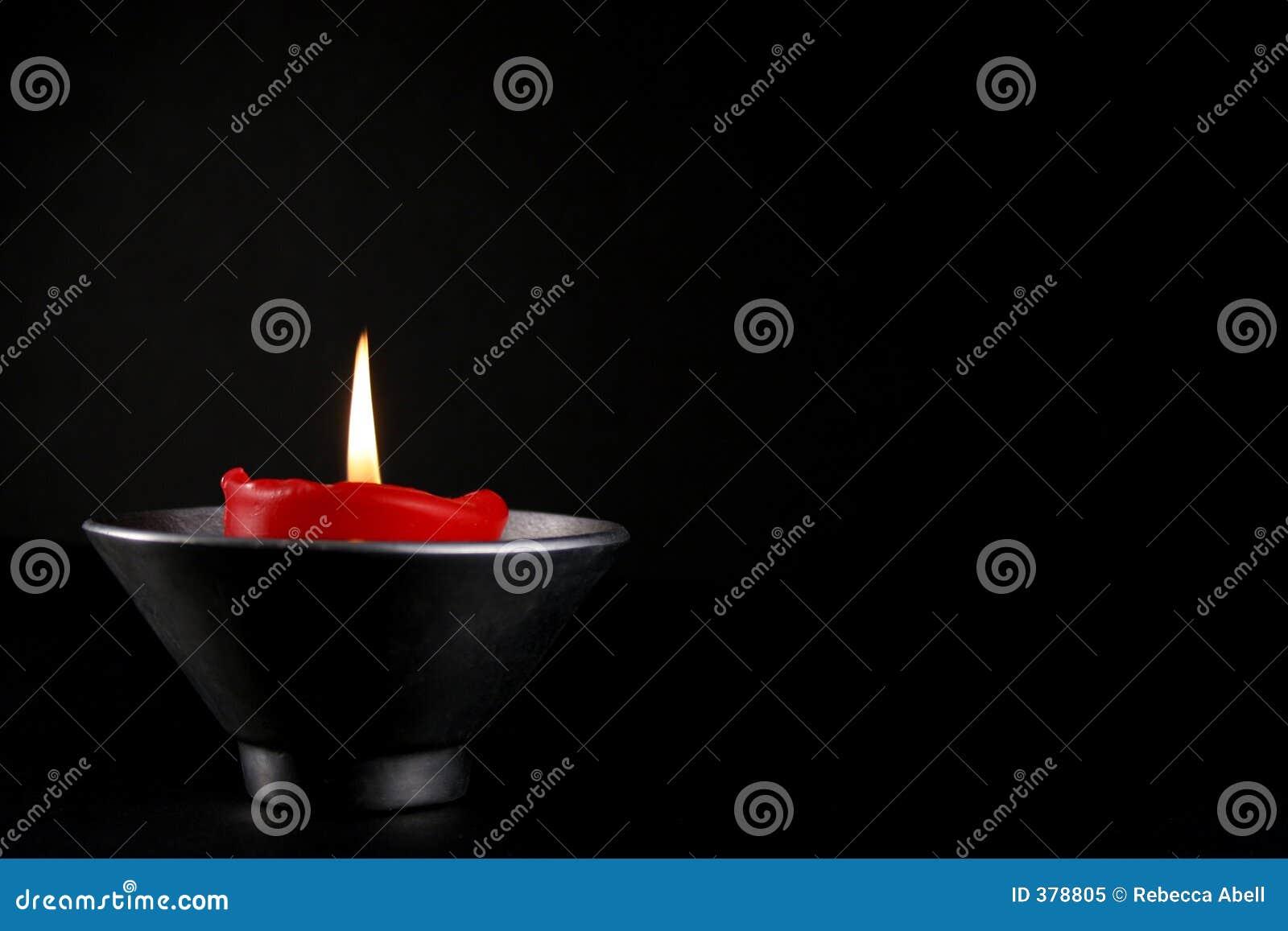 το κερί το κόκκινο