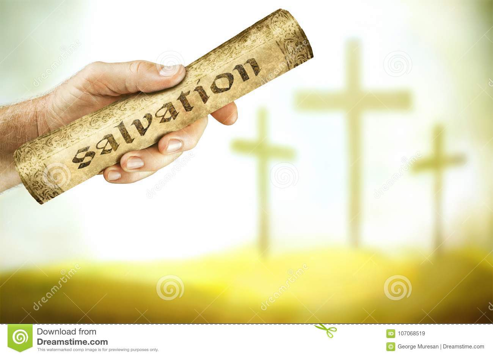 Το μήνυμα της σωτηρίας από το σταυρό